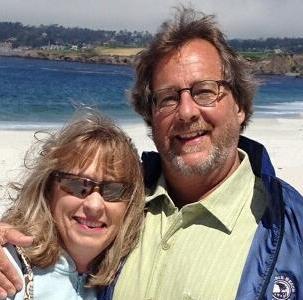 <cite> - Linda and Dale </cite>